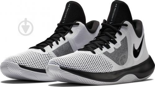 buy popular 2a1ad ba805 Кроссовки Nike AIR PRECISION II AA7069-100 р.10 белый