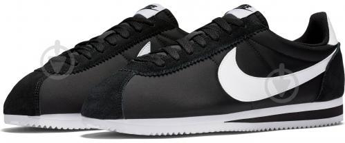 e4e0953e Кроссовки Nike CLASSIC CORTEZ NYLON 807472-011 р.12,5 черный - фото