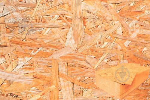 Плита OSB-3 СВІСС КРОНО 8х1250х2500 мм - фото 1