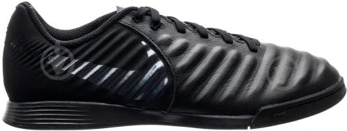 Бутси Nike JR LEGEND 7 ACADEMY IC AH7257-001 р. 5,5Y чорний