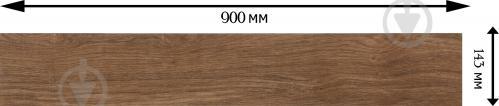 Плитка Porcelanosa Oxford Cognac 14,3x90 - фото 4