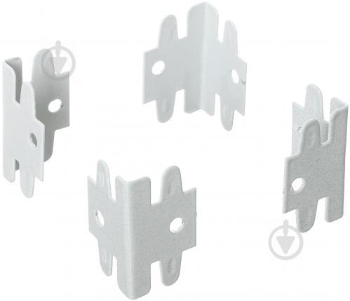 З'єднувач (АППОЛО) стійки стелажу (4 шт.) - фото 1