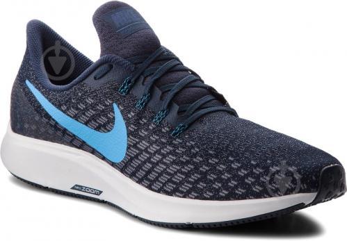 5c96ff13 ᐉ Кросівки Nike NIKE AIR ZOOM PEGASUS 35 942851-401 р.10 синій ...