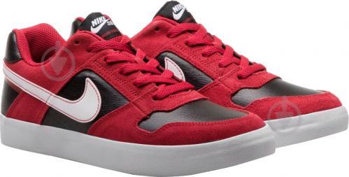 Кеды Nike 942237-610 р. 11 красный