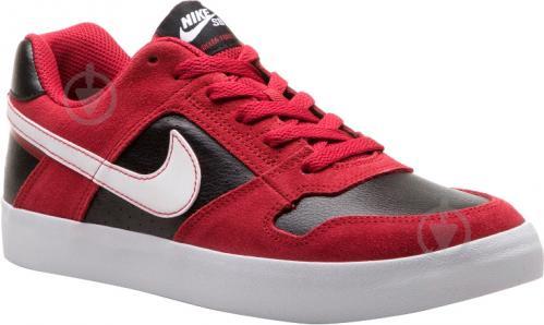 Кеды Nike 942237-610 р. 11 красный - фото 2