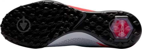Бутси Nike ZOOM HYPERVENOM 3 PRO TF AJ3817-060 р. 10 сірий - фото 6