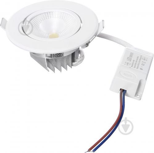Світильник точковий Светкомплект 4100 К білий SP-L 05R - фото 3
