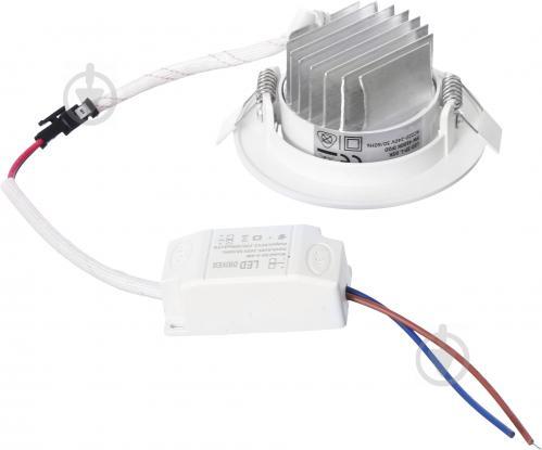Світильник точковий Светкомплект 4100 К білий SP-L 05R - фото 4