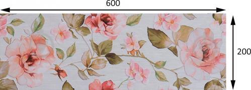 Плитка Атем Sacura Rose 20x60 - фото 2