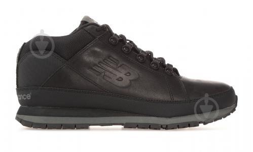 Ботинки New Balance H754LLK р. US 7,5 черный - фото 1