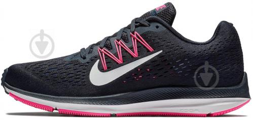 Кроссовки Nike WMNS ZOOM WINFLO 5 AA7414-401 р. 10 синий