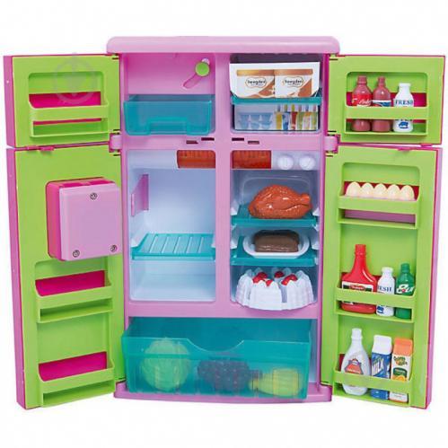 Холодильник Keenway Разноцветный (21676) - фото 1