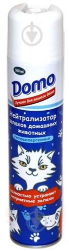 Нейтрализатор запаха Domo от запаха домашних животных 300 мл