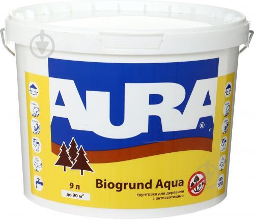 Грунтовка Aura® Biogrund Aqua не создает пленку 9 л - фото 1