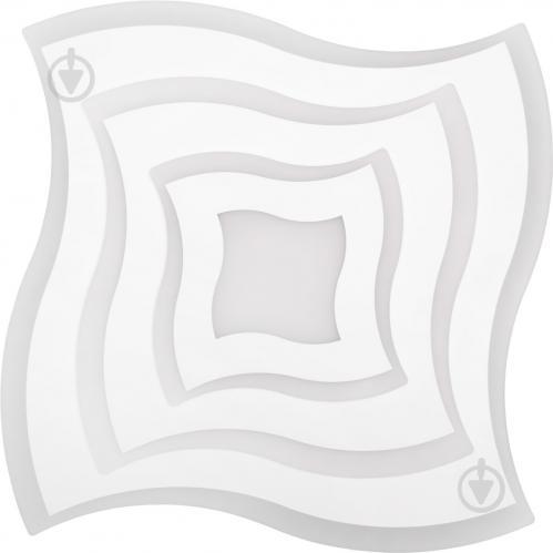 Люстра светодиодная Hopfen Vortex с пультом ДУ 100 Вт белый - фото 4