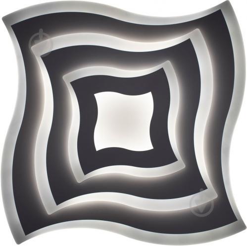 Люстра светодиодная Hopfen Vortex с пультом ДУ 100 Вт белый - фото 9