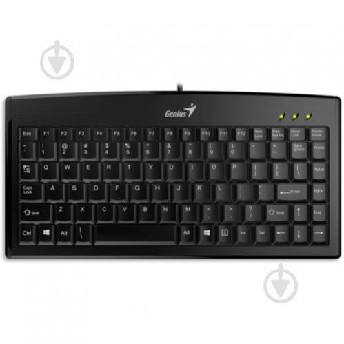 Клавиатура GENIUS Luxemate 100 USB Black (1738831) - фото 1