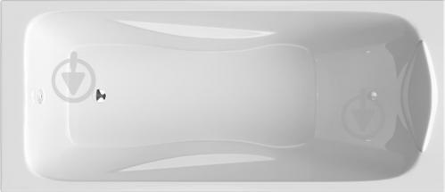 Ванна акрилова EGO Aria 170x75 - фото 1