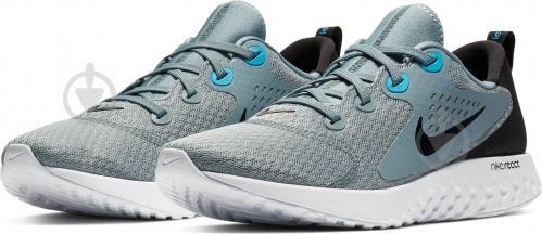 9d0b9bd12400df ᐉ Кросівки Nike LEGEND REACT AA1625-006 р.12 чорний • Краща ціна в ...