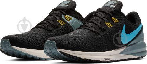 super cute 01d1c ac00e Кроссовки Nike AIR ZOOM STRUCTURE 22 AA1636-005 р.10 черный