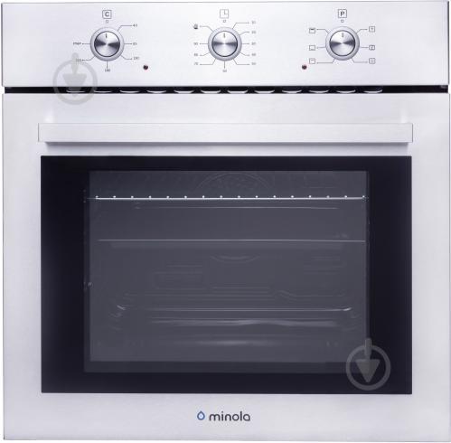 Духова шафа Minola OE 6623 Inox - фото 1