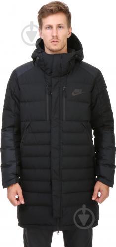 47855197cb0 ᐉ Куртка Nike 807393-010 L черный • Купить в Киеве