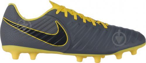 74424062 ᐉ Бутсы Nike LEGEND 7 CLUB FG AO2597-070 10,5 темно-серый • Купить ...