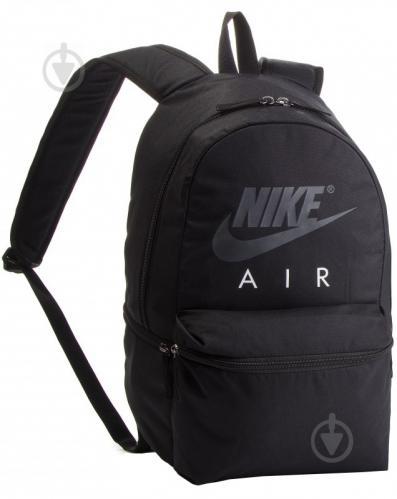 89753d1c ᐉ Рюкзак Nike Air чорний BA5777-010 • Краща ціна в Києві, Україні ...