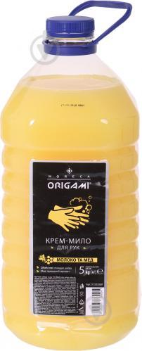 Рідке Мило рідке Origami Horeca Молоко та мед 5000 мл - фото 1