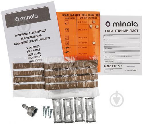 Варильна поверхня Minola MKM 63115 I - фото 6