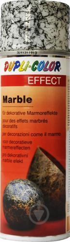 Емаль аерозольна Dupli-Color Effect marble білий напівглянець 200 мл