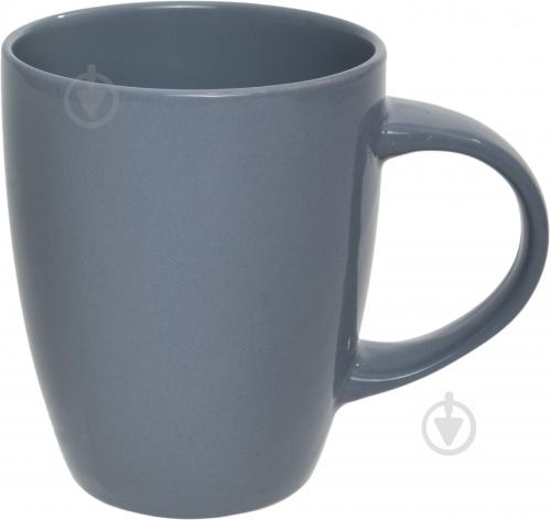 Чашка 330 мл серый - фото 1