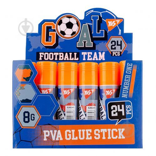 Клей-олівець Football 8 г 320241 YES - фото 1