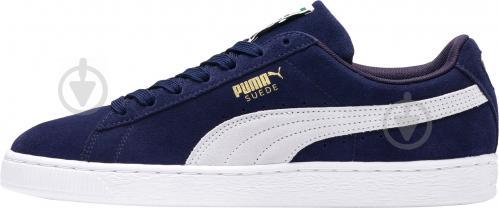 ᐉ Кроссовки Puma Suede Classic + 35656851 р.7 синий • Купить в ... c0b07a8d69f4a