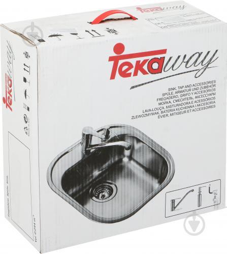Мойка для кухни Teka Stylo 1B - фото 4