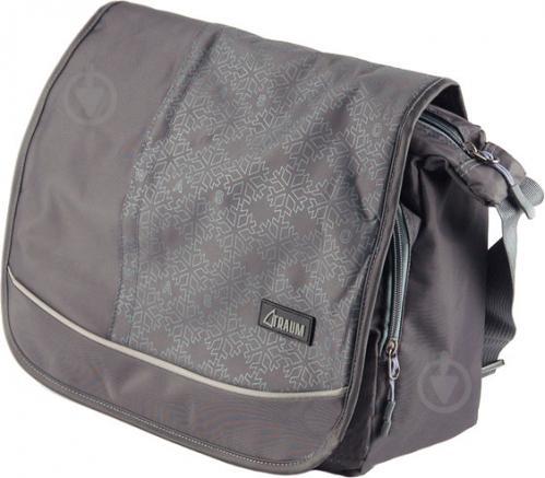 d23bf7d8b988 ᐉ Спортивная сумка TRAUM 7151-04 серый • Купить в Киеве, Украине ...