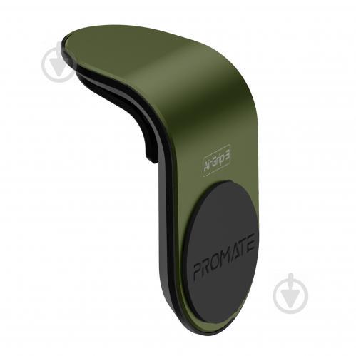 Тримач магнітний Promate AirGrip-3 зелений - фото 1