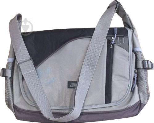 e69705657ab1 ᐉ Спортивная сумка TRAUM 7151-01 серый с черным • Купить в Киеве ...