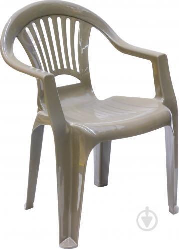 Стілець Алеана Луч 77,5x57,5x56 см капучино - фото 1