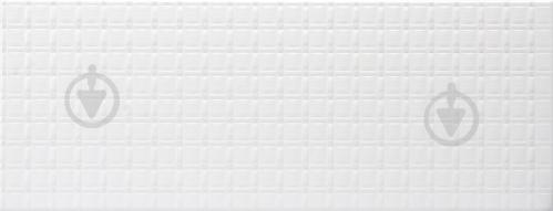 Плитка InterCerama Unico белый 43x43 (174 061) Акция - фото 1