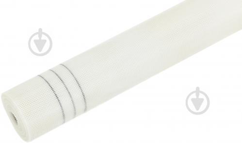 Стеклосетка штукатурная щелочестойкая BauGut 5x5 160 г/кв.м