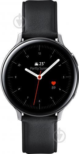 Смарт-часы Samsung Galaxy watch Active 2 44 mm silver stainless steel (SM-R820NSSASEK) - фото 1