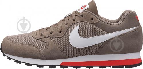 Кроссовки Nike MD RUNNER 2 749794-203 р.9,5 бежевый