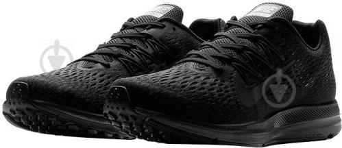 d87a8a5d ᐉ Кроссовки Nike ZOOM WINFLO 5 AA7406-002 р.7 черный • Купить в ...