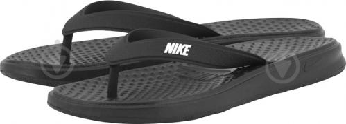 3ef91d02 ᐉ Тапочки для басейна Nike WMNS SOLAY THONG 882699-002 6 черный ...