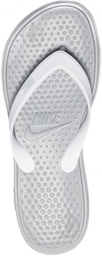 0db33064 Тапочки для басейна Nike WMNS SOLAY THONG 882699-003 6 серый - фото 4