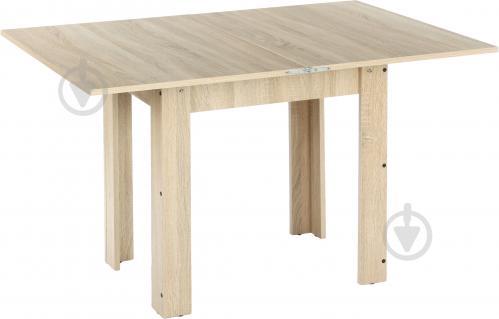 Куточок кухонний Компаніт Імператор зі столом та 2 табуретками дуб сонома бронза - фото 5