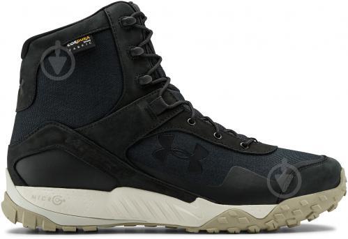 Ботинки Under Armour UA Valsetz Cordura 3022289-001 р.US 8,5 черный - фото 1