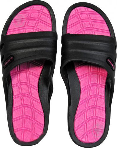 Шлепанцы TECNOPRO Slide Shui W 261718-900050 р. 37 черно-розовый - фото 2