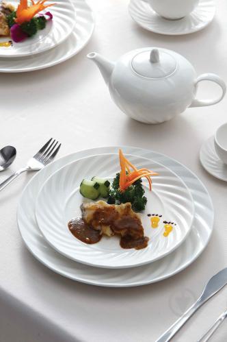 Блюдо овальное Waltz 31 см BA2036-1 Fiora - фото 8